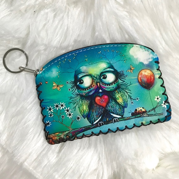 Handbags - CUTE Owl Wallet/Coin Purse